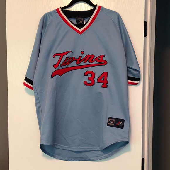 buy popular 436eb cede3 MN Twins Kirby Puckett Jersey NWT NWT